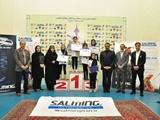 نتایج نهایی مسابقات بینالمللی اسکواش ایران جونیور مشخص شد
