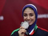 مرجان سلحشوری   نخستین بانوی مدال آور ایران در جاکارتا