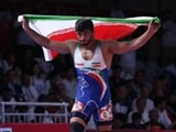 حسن یزدانی اولین طلای کاروان ایران را ضرب کرد
