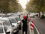 هوای تهران ؛ ناسالم برای گروههای حساس