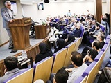 بازدید شهردار تهران از موسسه همشهری