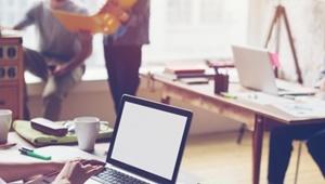 کارمندان در دفترهای فضای باز فعالترند