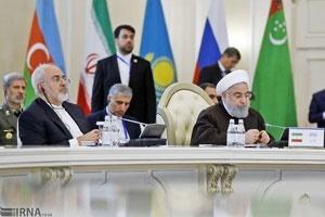 اعلامیه تفسیری ایران درباره کنوانسیون رژیم حقوقی خزرمنتشر شد