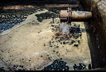 آلودگی,محیط زیست ایران,نفت,تهران