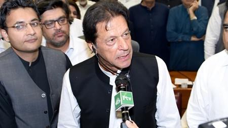 عمران خان,آسیا و اقیانوسیه,پاکستان