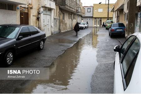 بارندگی شدید در استانهای شمالی کشور | پیشبینی وزش باد شدید در تهران