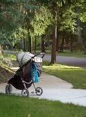 نوزادان در کالسکه مواد آلاینده بیشتری تنفس میکنند