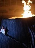 چند نما از مراسم افتتاحیه بازیهای آسیایی ۲۰۱۸ اندونزی