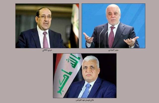انتقاد الفتح و دولة القانون از العبادی در پی برکناری رئیس حشد شعبی