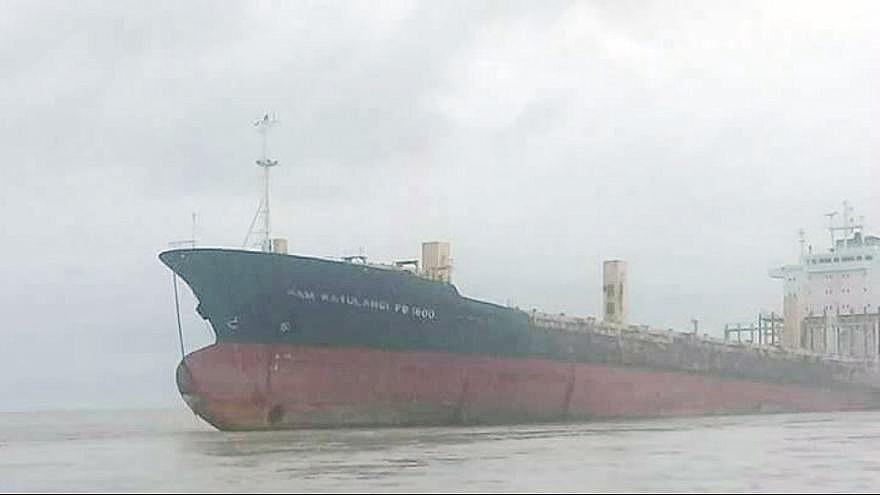 معمای کشتی باربری سرگردان خالی از خدمه در ساحل میانمار
