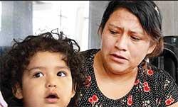 پناهجویی که مادرش را نشناخت