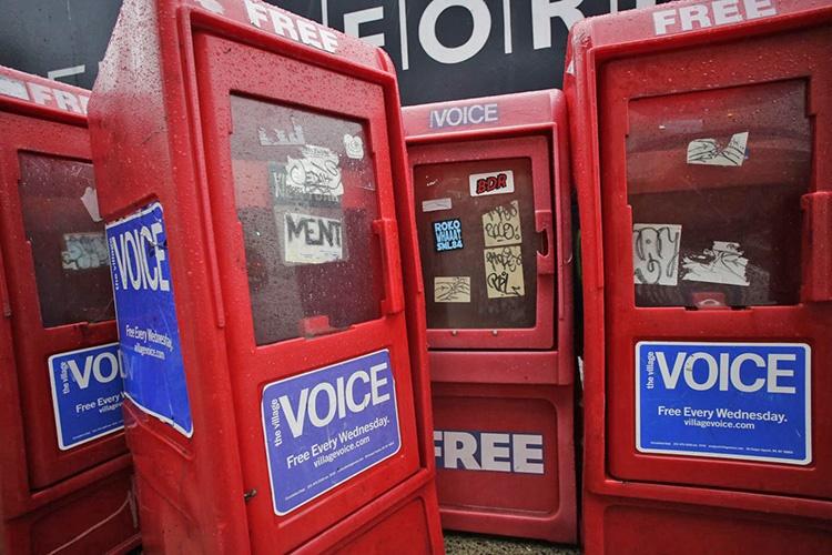 مرگ یک نشریه دیگر در نیویورک | توقف انتشار ویلج ویس پس از ۶۳ سال