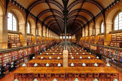 کتابخانه های فرانسه