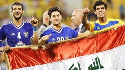 تیم فوتبال نیروی هوایی عراق