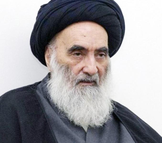 آیت الله سیستانی: چهره های قبلی نباید نخست وزیر شوند