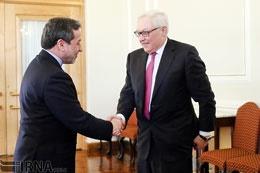 رایزنی عراقچی و ریابکوف درباره برجام در تهران   ادامه گفتوگوهای دو جانبه