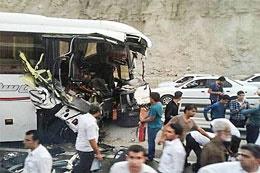 چهار تخلف عامل ۸۰ درصد تصادفات جادهای در کشور