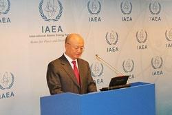 یوکیا آمانو: ایران تعهدات برجامی خود را اجرا میکند