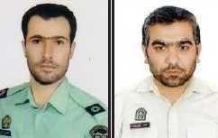 شهادت ۳ مأمور پلیس در تیراندازی افراد مسلح