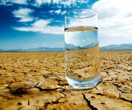 بحران آب کشاورزی