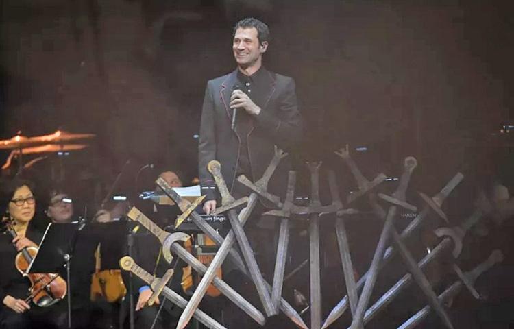 رامین جوادی آهنگساز بازی تاج و تخت