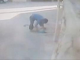 پسری که دخترعمویش را در چاه انداخت