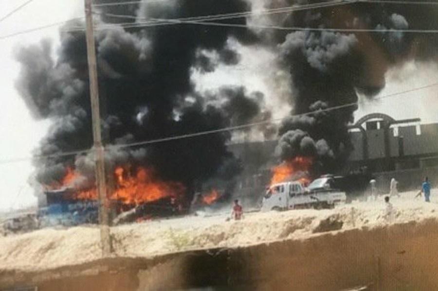 چند انفجار همزمان در عراق |حمله انتحاری در تکریت ۶ کشته بجاگذاشت