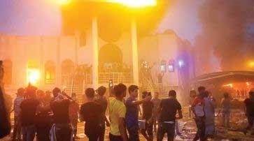 رمزگشایی از حمله به سفارتهای ایران