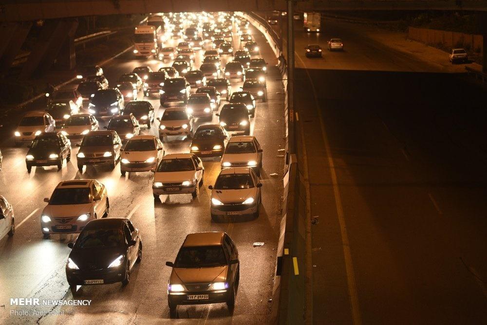 ترافیک جاده