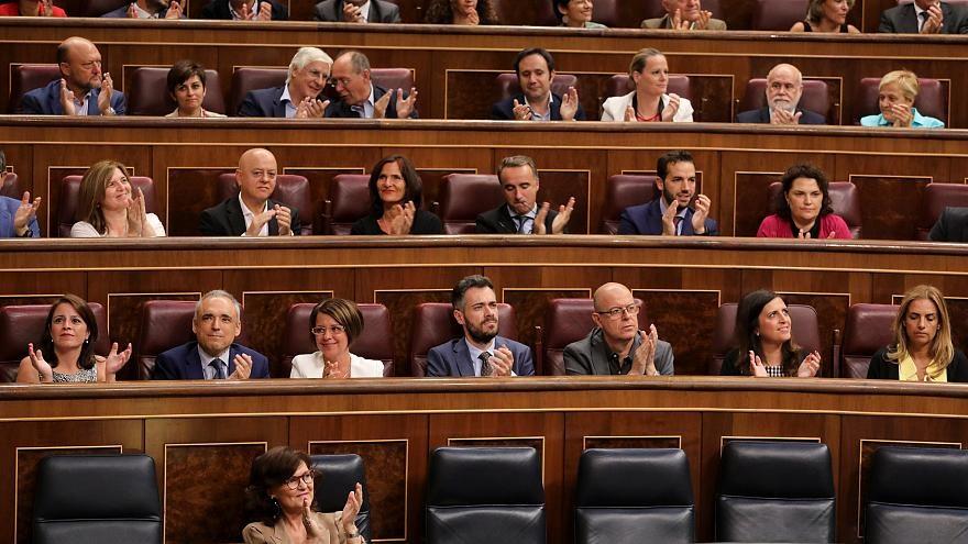 پارلمان اسپانیا به نبش قبر فرانکو دیکتاتور پیشین رای داد