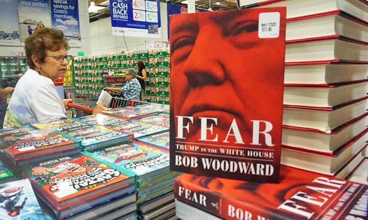 فروش ۷۵۰ هزار نسخهای در یک روز | ترس از ترامپ رکورد زد