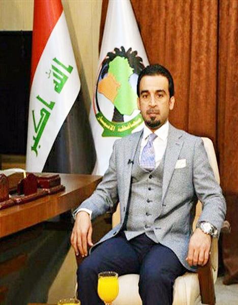 محمد الحلبوسی ۳۷ ساله رئیس پارلمان عراق شد