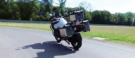 موتورسیکلت خودران