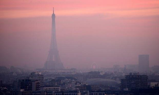 آلودگی هوا عامل مرگ ۴۰۰هزار نفر در اروپا