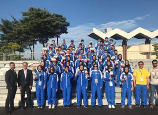 پایان کار کاروان اسکیت ایران با کسب ۷ مدال رنگارنگ از مسابقات آسیا