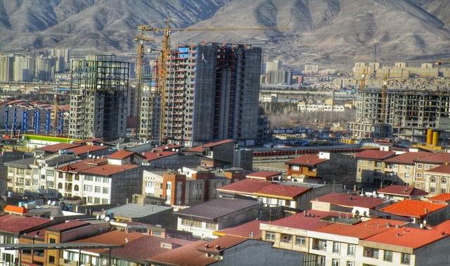 ساختمانسازی، دومین منبع مهم آلودگی صوتی تهران