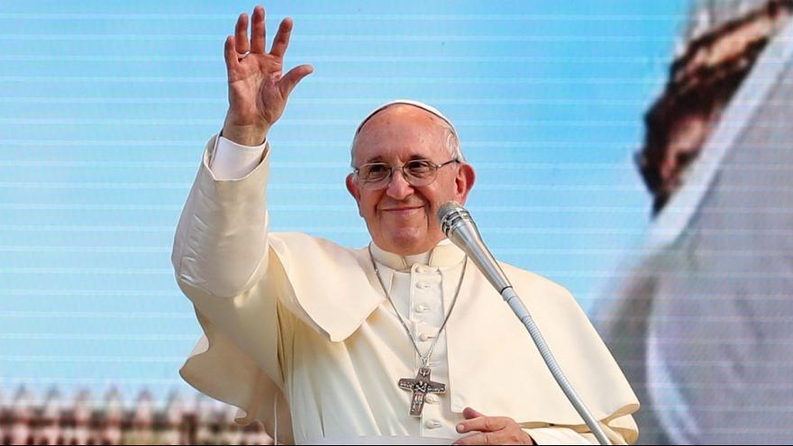 انتقاد پاپ فرانسیس از مافیا در جزیره سیسیل