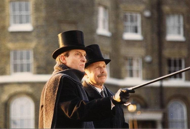۵ قاب از جرمیبرت | محبوبترین شرلوک هولمز همهدوران