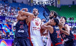 مقدماتی جام جهانی: شکست بسکتبال ایران مقابل ژاپن