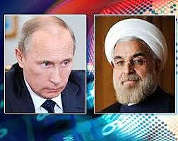 جزئیات تماس تلفنی روحانی با پوتین | قدردانی از مواضع مسکو و استقبال از پیشنهاد رئیس جمهور ایران