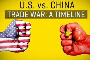 رویارویی تجاری چین و آمریکا