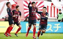 راهیابی کاشیما آنتلرز به نیمهنهایی لیگ قهرمانان آسیا