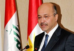 توافق احزاب کرد درمورد کاندیداتوری برهم صالح برای ریاست جمهوری عراق