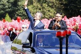 امضای توافق نظامی میان کره شمالی و کره جنوبی