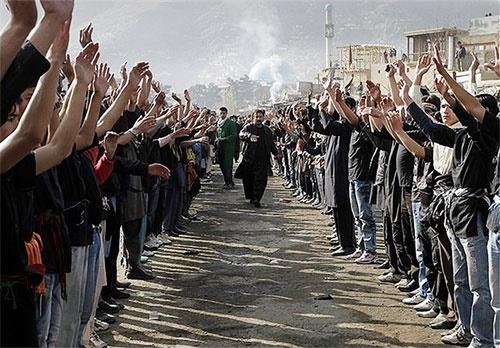 مراسم تاسوعای حسینی در سراسر کشور