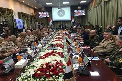 همکاری ایران و همسایگان در نابودی تروریسم افزایش مییابد