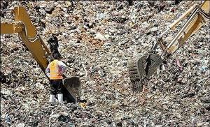 دیگر زمینی برای دفنِ زباله در تهران باقی نمانده