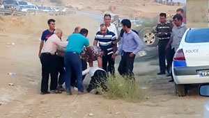 شناسایی محل اختفا و دستگیری همراهان هتاک راننده لندکروز حادثهساز