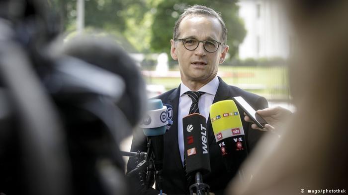 آلمان خواستار دفاع اتحادیه اروپا ازمنافع خود مقابل آمریکا شد
