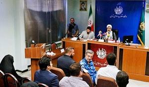 جلسه دادگاه مشائی